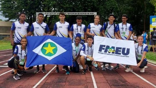Mato Grosso conquista de 18 medalhas nos Jogos Universitários Brasileiros 2021