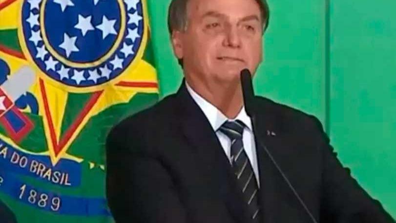 Bolsonaro ironizou a CPI da Covid e atacou Renan Calheiros Foto Foto: Reprodução
