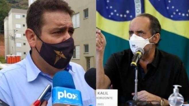 Marcos Vinicius e Kalil