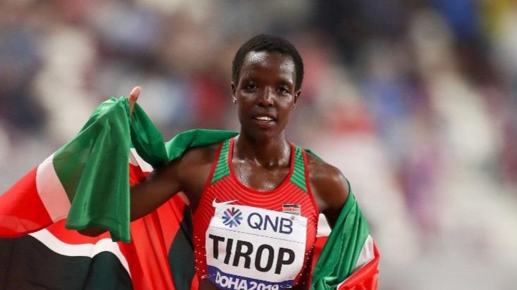 Queniana Jebet Tirop